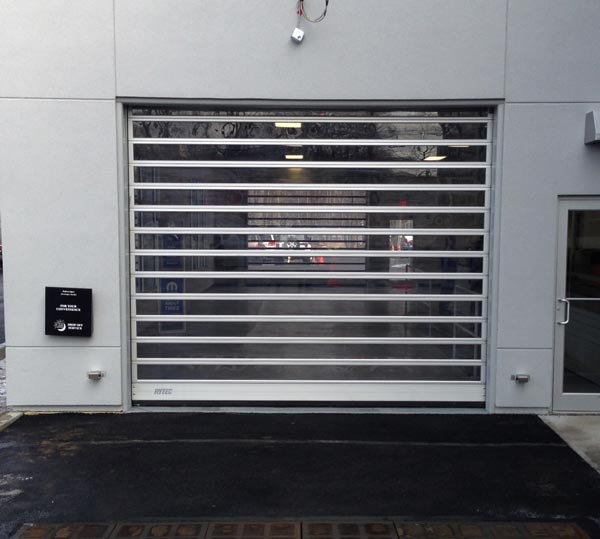 Able Rolling Steel Door
